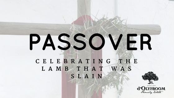 Passover: Celebrating the Lamb that was slain!
