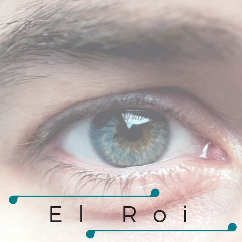 El Roi: The God who sees me.