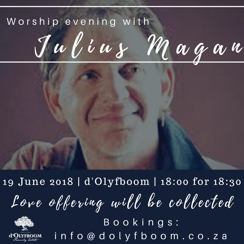 Worship Evening with Julius Magan